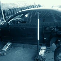 Photo taken at Company C Tire by Samuel P. on 8/3/2012
