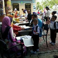 Photo taken at SMK Putrajaya Presint 16(1) by Wan A. on 12/29/2011