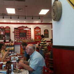 Photo taken at Firehouse Subs by Cassandra T. on 6/10/2012
