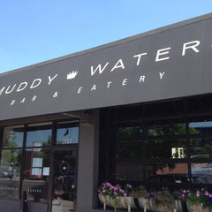 Photo taken at Muddy Waters Bar & Eatery by Grant L. on 6/9/2012