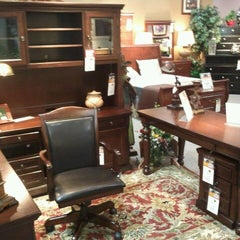 Photo taken at Ashley Furniture HomeStore by HTEDance on 9/18/2011