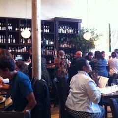 Photo taken at Wood Tavern by Dan P. on 8/24/2012