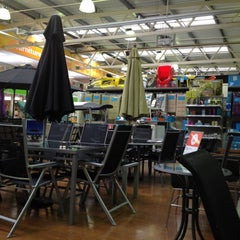 Photo taken at Homebase by Saly P. on 5/31/2012