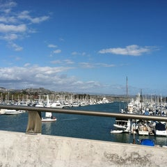 Photo taken at Dana Point Harbor by Sarah R. on 4/15/2012