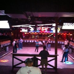 Photo taken at Round-Up Saloon and Dance Hall by Roger H. on 5/17/2011