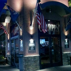 Photo taken at Champps Americana by Keith L. on 10/2/2011