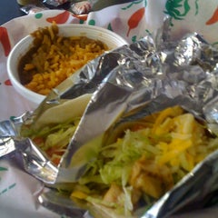 Photo taken at Taco Joint by Marcus R. on 8/8/2011