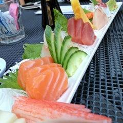 Photo taken at Mr. Sushi by Richard U. on 8/24/2012