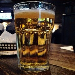 Photo taken at Stout Irish Sports Pub by Michael K. on 1/2/2012