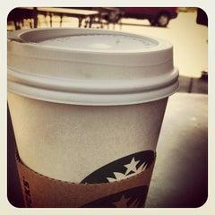 Photo taken at Starbucks by Alex H. on 7/8/2012