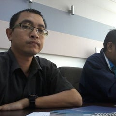 Photo taken at Caffe d'library @ UTHM by SBS S. on 3/22/2012