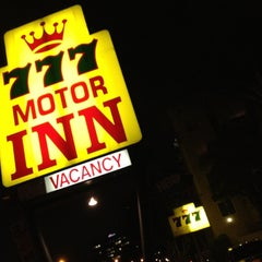 Photo taken at Motel 777 by Kathleen E. on 7/19/2012