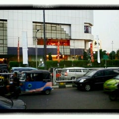 Photo taken at Arion Mall by Ekha T. on 6/15/2012