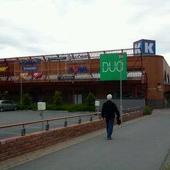 Photo taken at Kauppakeskus DUO by Tomi H. on 6/30/2012