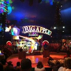 Photo taken at Big Apple Circus by Theresa C. on 6/4/2011
