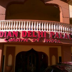 Photo taken at Indian Delhi Palace by Herb Jackson Jr. on 10/10/2011