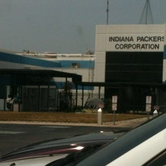 Photo taken at Indiana Packers by Jennifer E. on 7/2/2012