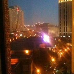 Photo taken at DoubleTree by Hilton Hotel New Orleans by Jackie R. on 10/3/2011