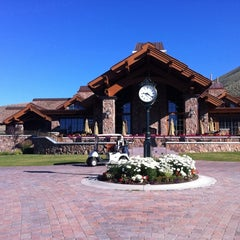 Photo taken at Sun Valley Club & Golf Course by Rob P. on 8/18/2011