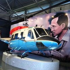 Photo taken at พิพิธภัณฑ์กองทัพอากาศ (Royal Thai Air Force Museum) by  (ᴖ͙◡ु⚫)*.・。 on 10/19/2011