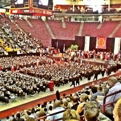 Photo taken at Mariucci Arena by Profit I. on 5/13/2012