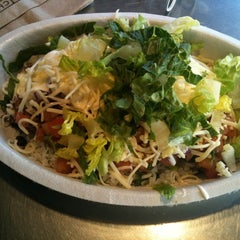Photo taken at Chipotle Mexican Grill by David J. on 12/24/2010