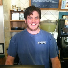 Photo taken at Mcalister's Deli by Jon D. on 3/19/2012