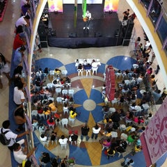 Photo taken at Robinsons Place Angeles by Rob P. on 10/7/2011