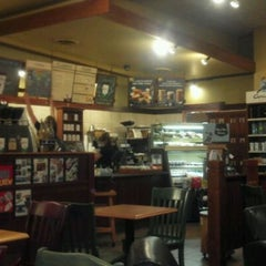 Photo taken at Caribou Coffee by Kell B. on 4/13/2012
