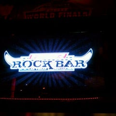 Photo taken at PBR Rock Bar & Grill by Brandon K. on 9/16/2011