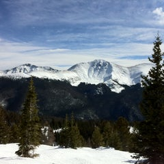 Photo taken at Winter Park Resort by Adam S. on 2/16/2011