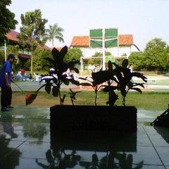 Photo taken at SMA Negeri 2 Cibinong by Ridham W. on 10/1/2011