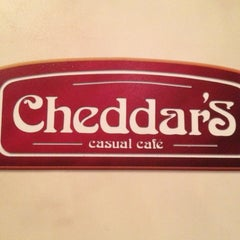 Photo taken at Cheddar's by Justin K. on 3/10/2012