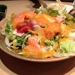 Photo taken at Sushi Tei by Eli J. on 10/31/2011