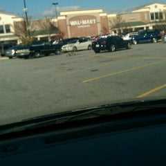 Photo taken at Walmart Supercenter by Stephanie D. on 11/23/2011