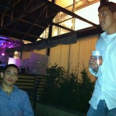 Photo taken at Mosaic Lounge by Brad L. on 10/23/2011