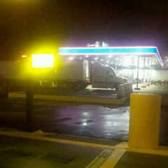 Photo taken at TravelCenters of America by Bigger on 11/22/2011