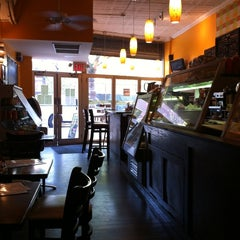 Photo taken at The Path Cafe by Braga on 4/16/2012