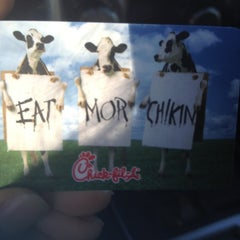 Photo taken at Chick-fil-A by Rebekah G. on 2/13/2012