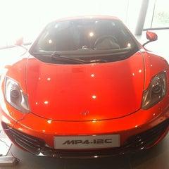 Photo taken at Ali Alghanim & Sons Automotive by NaNo G. on 4/5/2012