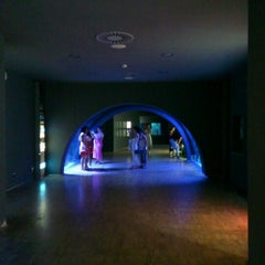Photo taken at Acquario Civico by Carlotta K. on 8/11/2012