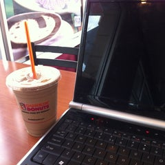 Photo taken at Dunkin Donuts by Logan R. on 3/7/2012
