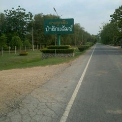 Photo taken at ค่ายลูกเสือป่าสักแคมป์ (Pasak Scout Camp & Resort) by Nw L. on 3/31/2012