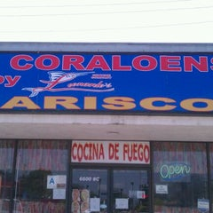 Photo taken at El Coraloense by Selina R. on 4/29/2012