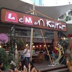 Photo taken at Leman Kültür by Onur on 8/29/2012
