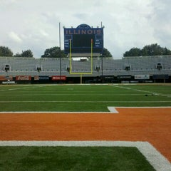 Photo taken at Memorial Stadium by Quint P. on 8/20/2011