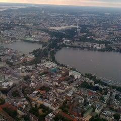 Photo taken at Hamburg by Matthias B. on 9/4/2011