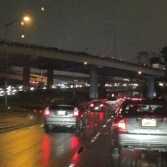 Photo taken at I-710 / I-5 Interchange by Jon W. on 2/19/2011