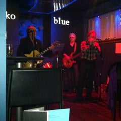Photo taken at Gingko Blue by Sarah A. on 12/18/2011