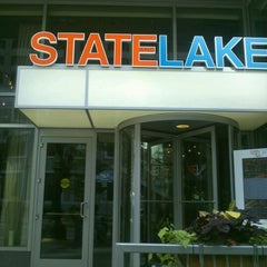 Photo taken at State and Lake by Wendy P. on 7/12/2012